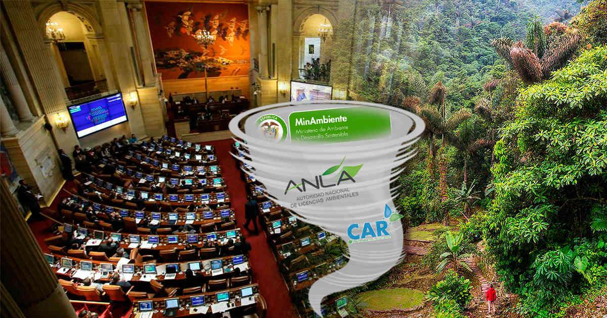 El revolcón ambiental que planea el Gobierno vía 'fast track'
