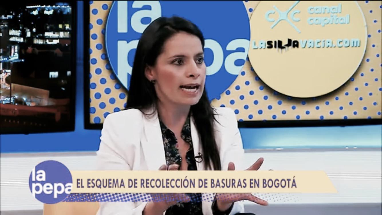 Entrevista: Esquema de aseo de Bogotá