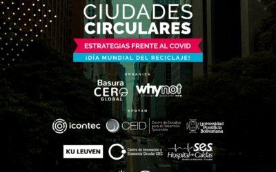 Memorias Ciudades Circulares. Estrategias Circulares frente al Coronavirus.
