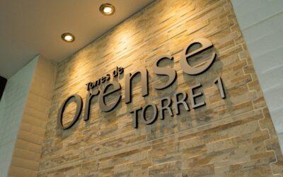 Torres de Orense del Grupo Rio Espejo Basura Cero