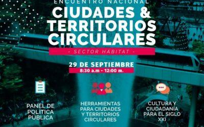 Ciudades y territorios Circulares. Sector: Hábitat